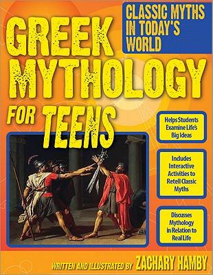 Greek Mythology for Teens By Hamby, Zachary